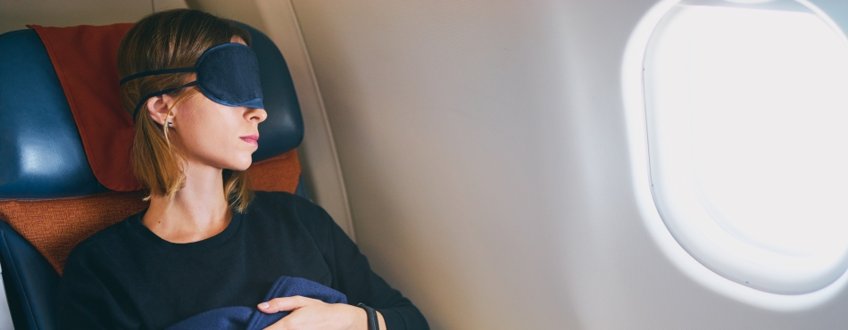 Ask Greg! Q&A Series: Ensuring Wellness on International Flights