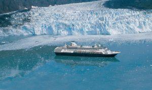 ©Holland America Line_ms Volendam_ms Maasdam_Glacier Bay