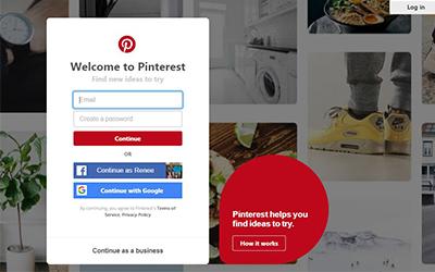 Capture Your Travel Inspiration Online – Meet Pinterest 1