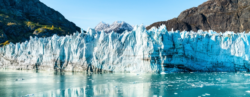 What's it like cruising in Alaska's Glacier Bay National Park?