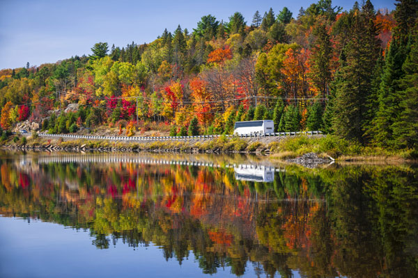 Five Fond Memories You'll Make on a Tour of New England's Fall Foliage