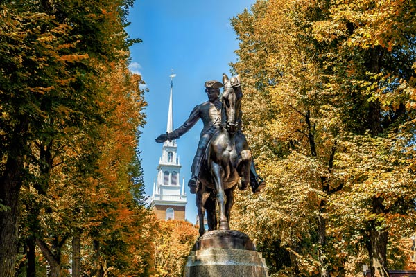 Five Fond Memories You'll Make on a Tour of New England's Fall Foliage 4