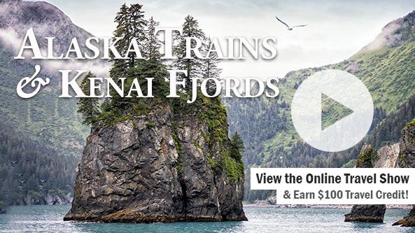 Alaska Trains & Kenai Fjords 14