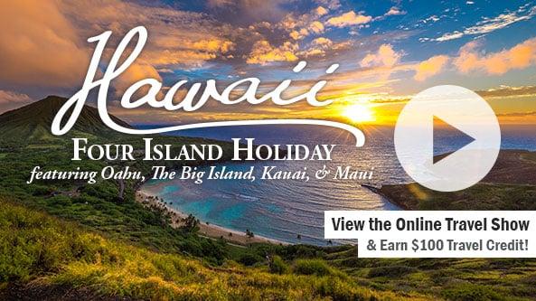 Hawaii Four Island Holiday 16