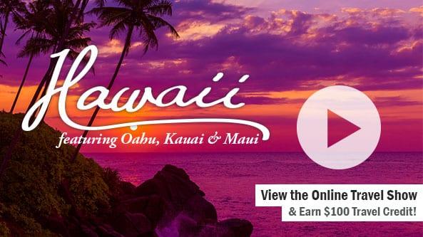 Hawaii Three Island Paradise