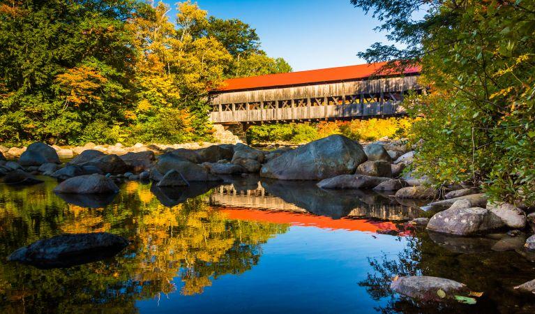New England Fall Foliage-KTAL TV
