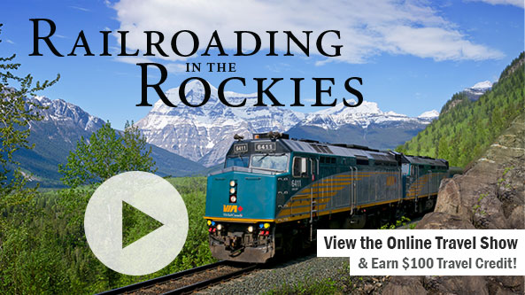 Railroading in the Rockies (VIA)