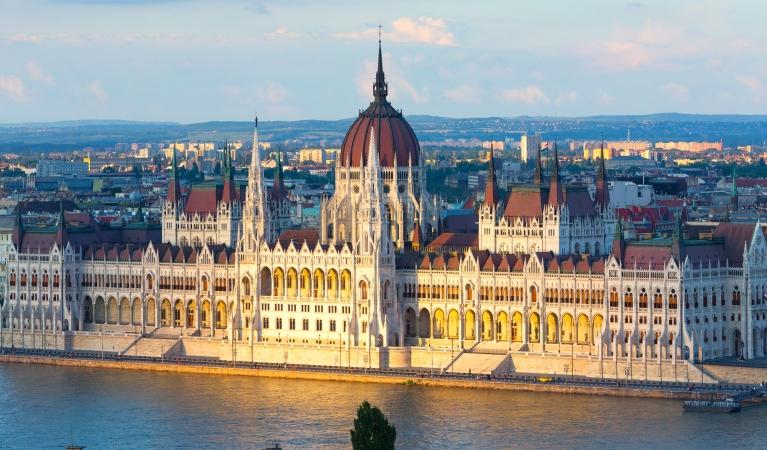 Scenic Danube River Cruise