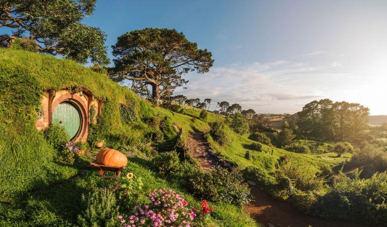 Spectacular New Zealand (2021)