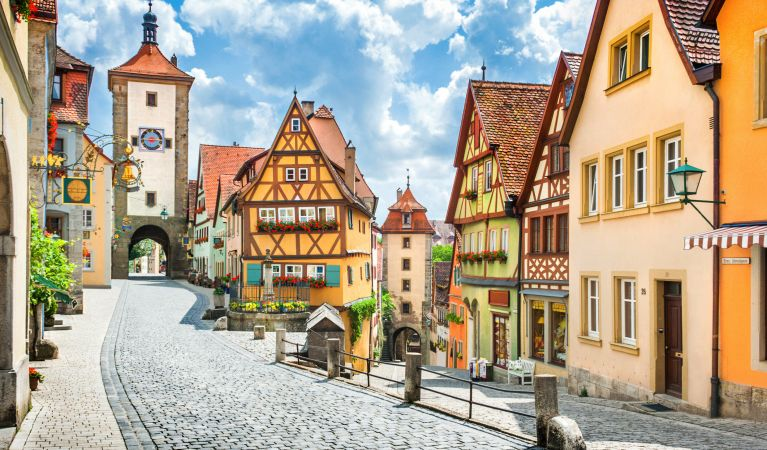Treasures of Central Europe