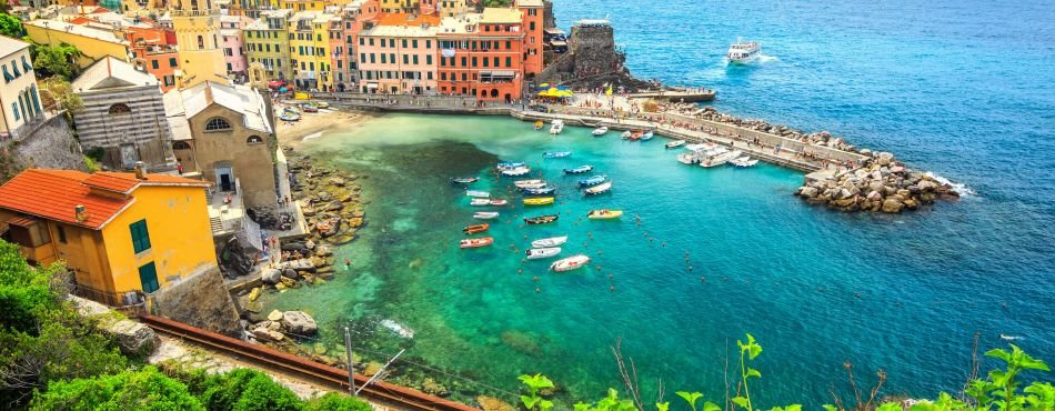 Harbour of Vernazza