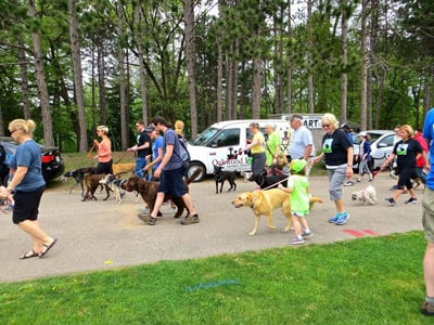 FIDO & FRIENDS FUN RUN