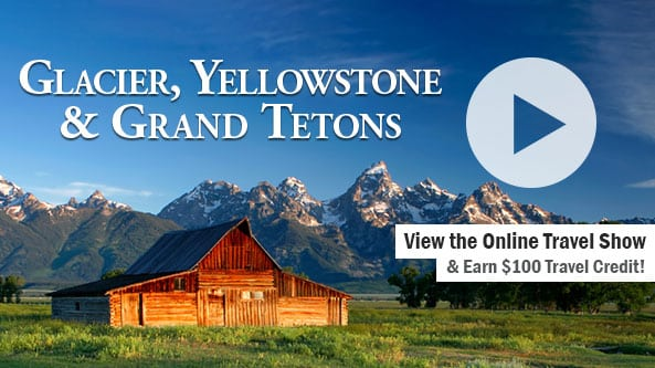 Glacier, Yellowstone & Grand Tetons