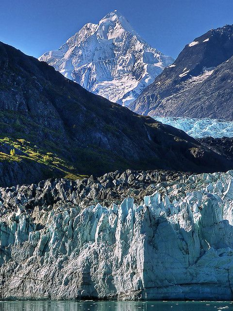 Holiday Vacations Incredible Images Of The Most Popular National Parks In Alaska Including Glacier Bay Denali And K