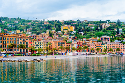 SMALL TOWNS ON TOUR: TUSCANY & THE ITALIAN RIVIERA 2