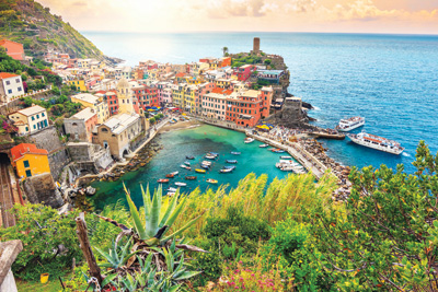 SMALL TOWNS ON TOUR: TUSCANY & THE ITALIAN RIVIERA 4