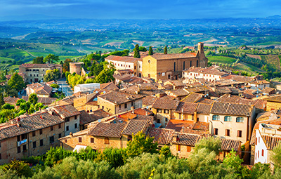 SMALL TOWNS ON TOUR: TUSCANY & THE ITALIAN RIVIERA 5