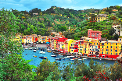 SMALL TOWNS ON TOUR: TUSCANY & THE ITALIAN RIVIERA