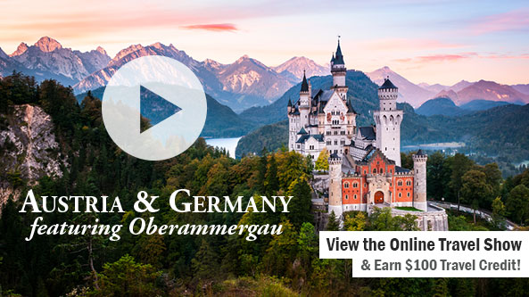 Austria & Germany with Oberammergau