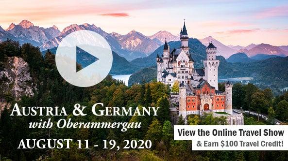 Austria & Germany with Oberammergau-WCCO Radio