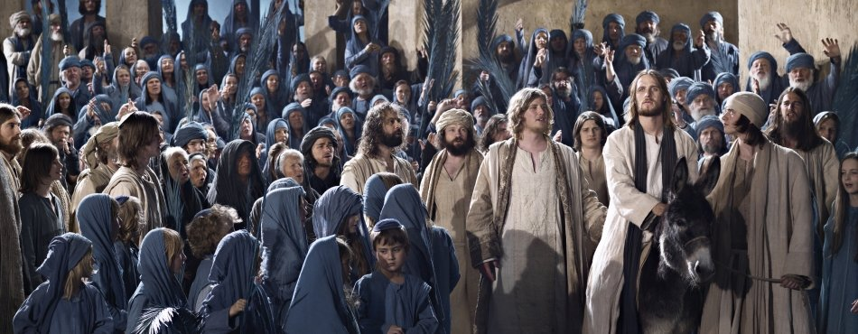 An Ascendant Performance: The Oberammergau Passion Play