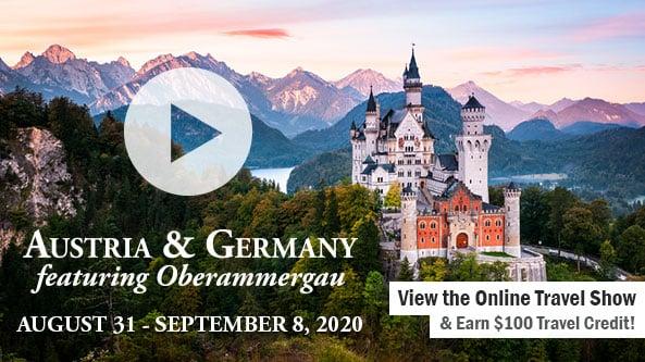 Austria & Germany Featuring Oberammergau-WFRV TV