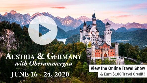 Austria & Germany with Oberammergau-WMBD TV