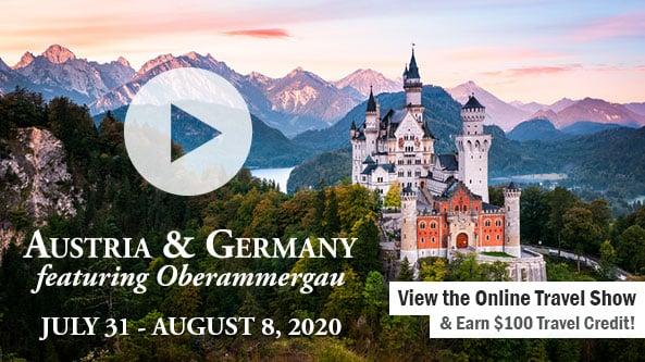 Austria & Germany Featuring Oberammergau-KOLN/KGIN TV