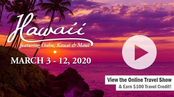 Hawaii Three Island Holiday-WSAW TV