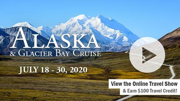 Alaska & Glacier Bay Cruise-KCNC TV