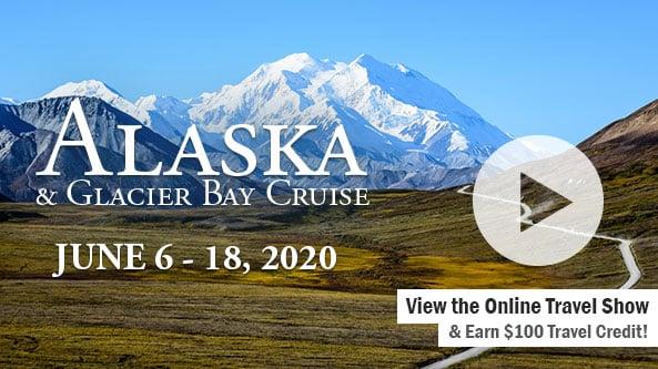 Alaska & Glacier Bay Cruise-KOLN/KGIN TV