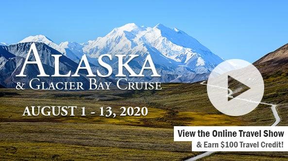 Alaska & Glacier Bay Cruise-WWNY TV