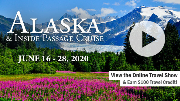 Alaska & Inside Passage Cruise-WTAJ TV