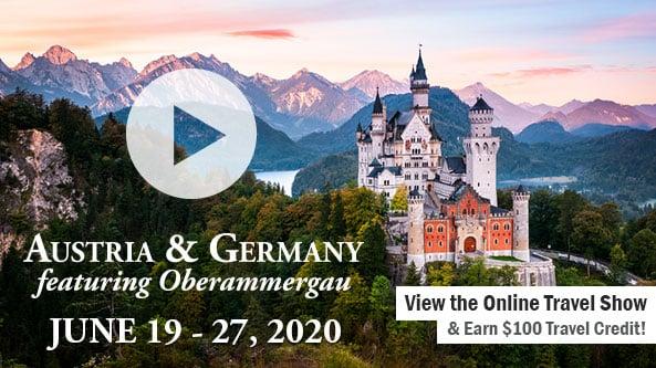 Austria & Germany Featuring Oberammergau-WCVB TV