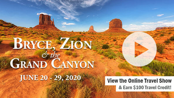Bryce, Zion & the Grand Canyon-KTAL TV
