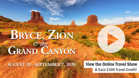 Bryce, Zion & the Grand Canyon-WTAJ TV