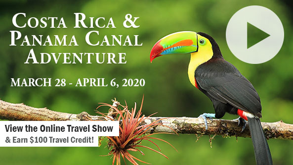 Costa Rica & Panama Canal Adventure-WAGM TV