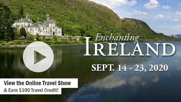 Enchanting Ireland-WHO Radio