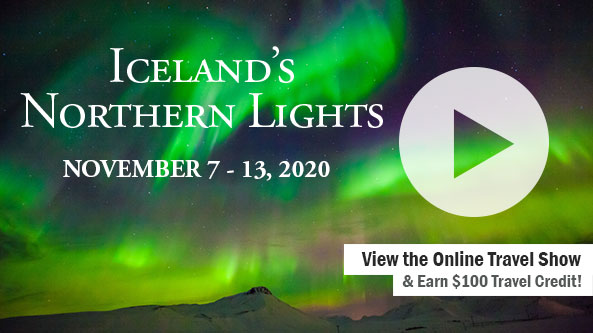 Iceland's Northern Lights-WHO Radio