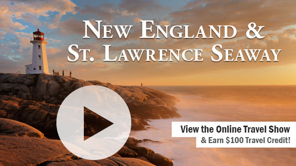 New England & St Lawrence Seaway Cruise-WISC TV 1