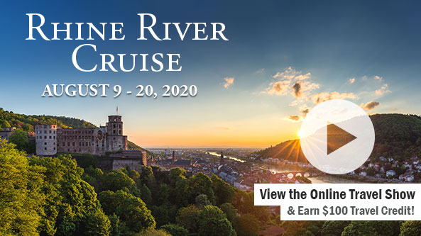 Rhine River Cruise-WILX TV 11