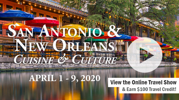San Antonio & New Orleans Cuisine & Culture-WTAJ TV