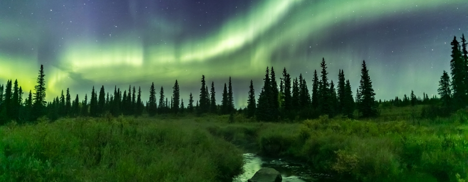 See Alaska in an all-new light on our Alaska Aurora Adventure! 1