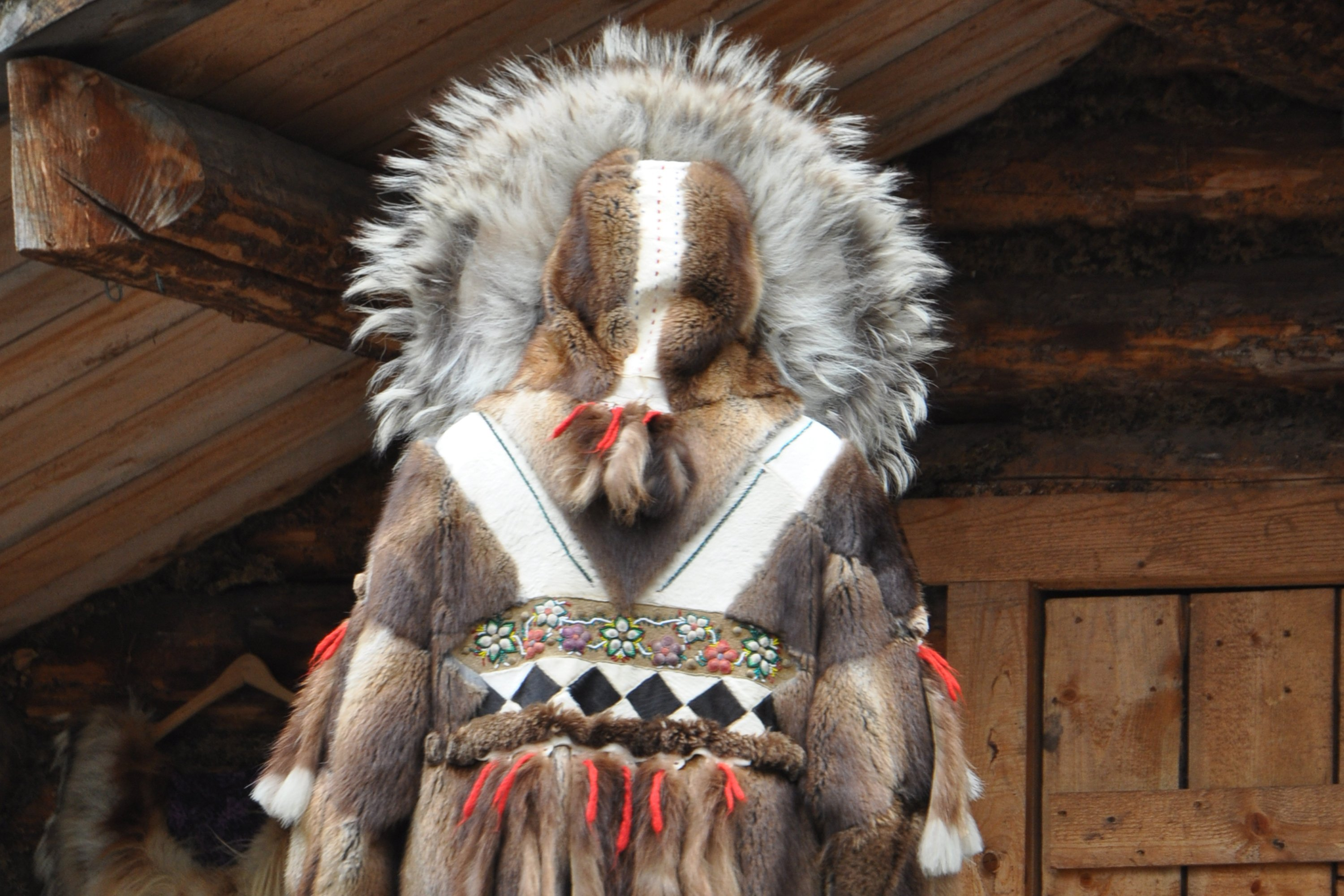 Alaska native attire