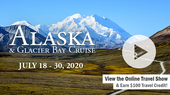 Alaska & Glacier Bay Cruise-WALB TV