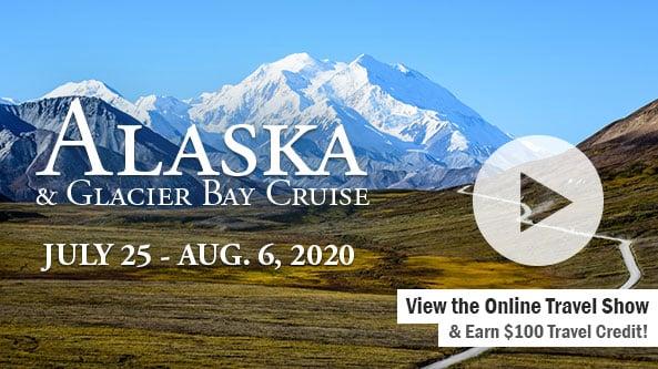 Alaska & Glacier Bay Cruise-WDBJ TV