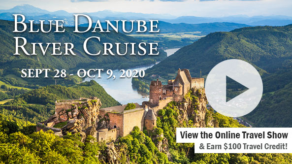 Blue Danube River Cruise-KSDK TV