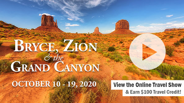 Bryce, Zion & the Grand Canyon-WOWT TV