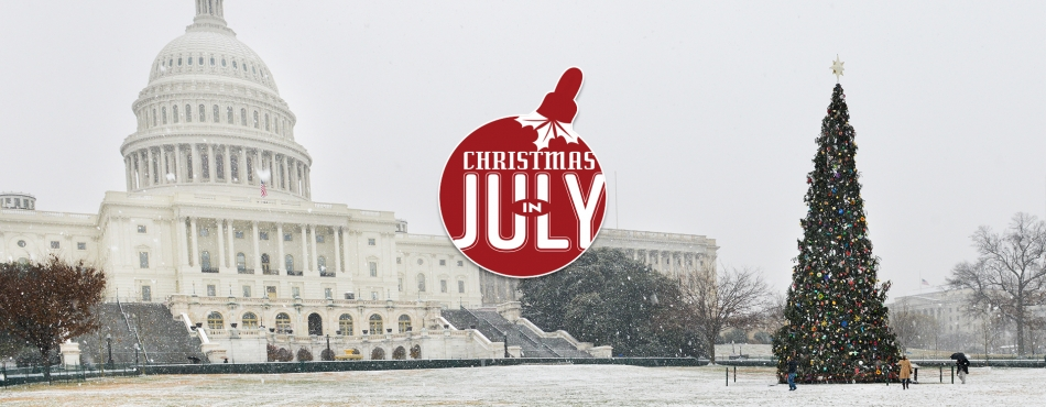 Christmas in July is coming soon! 3