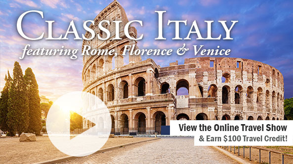 Classic Italy-Rome, Florence & Venice-WPTZ TV 1